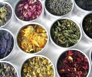 Taller d'infusions